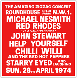 The Amazing Zigzag Concert Box Set-Click for more details!