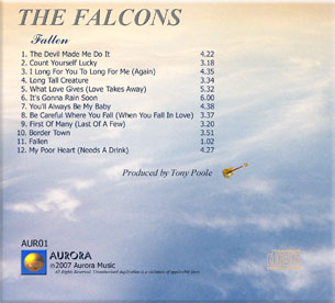 The Falcons - Click to buy