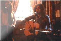 Tony Poole & Ross McGeeney at The Duke of Clarence (Photo:Bob Parsons)